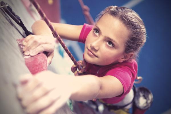 Indoor Climbing. The next generation of climbing trends